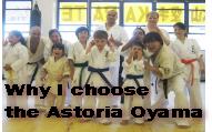 oyama karate testimonial NY